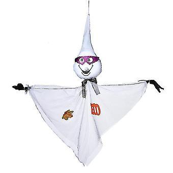 Хэллоуин Украшение Висячий призрак, Тыква Призрак Виндсок Кулон (Размер3)