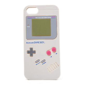 Gameboy Handheld Konsole Phone Cover für Apple iPhone 5 / SE