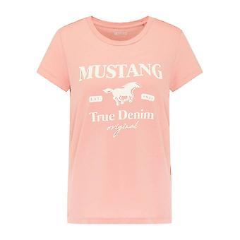 Mustang Shoes 10107338433 universal all year women t-shirt