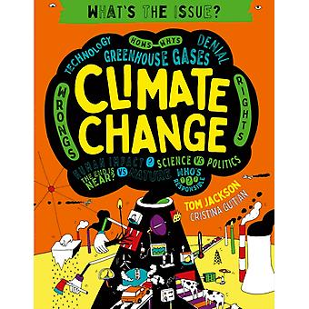 Climate Change 3 by Tom Jackson & Illustrated by Cristina Guitian