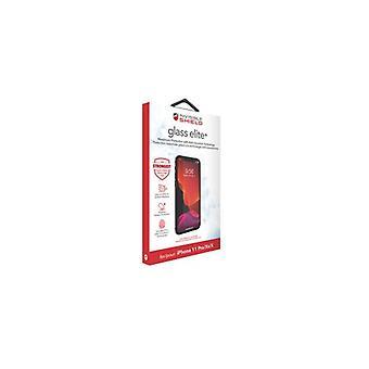 InvisibleShield GlassElite+, Apple, iPhone X/XS/11 Pro, Dust Resistant, Scratch Resistant