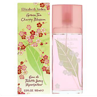 Elizabeth Arden grønn te kirsebær blomst eau de toilette