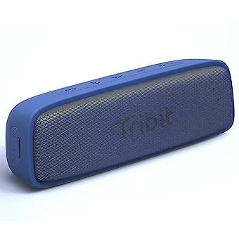 Speakers bluetooth speaker tribit portable bluetooth box with stereo  12 w  bluetooth 5.0  Ipx7 waterproof