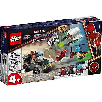 LEGO 76184 Spider-Man vs. Mysterio drone attack