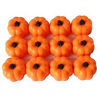 Halloween 12 Pack Led Pumpkin Lights, Décorations d'Halloween