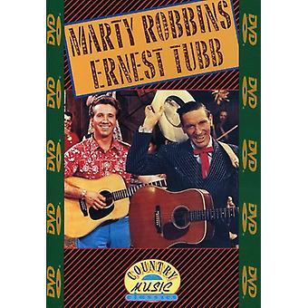 Marty Robbins y Ernest Tubb [DVD] USA importar