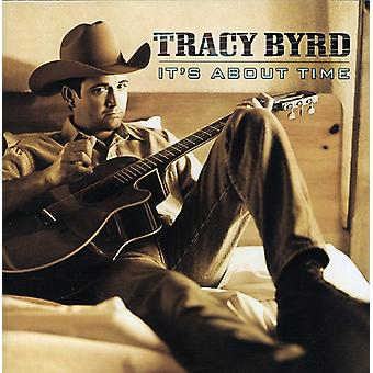 Tracy Byrd - il est import USA About Time [CD]