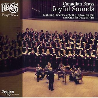 Canadian Brass - Joyful Sounds [CD] USA import