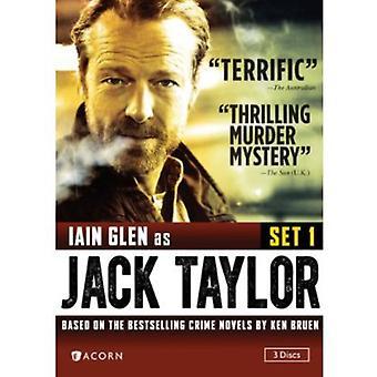 Jack Taylor: Asettaa 1 [DVD] USA tuonti