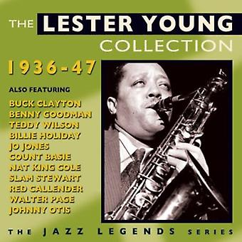 Lester Young - Lester Young Collection 1936-47 [CD] USA import