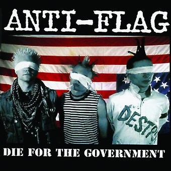Anti-Flag - morrer de importação EUA Governo [CD]
