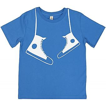 Spoilt Rotten Hanging Trainers Children's T-Shirt