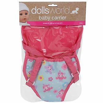 Dolls World Deluxe bärsele