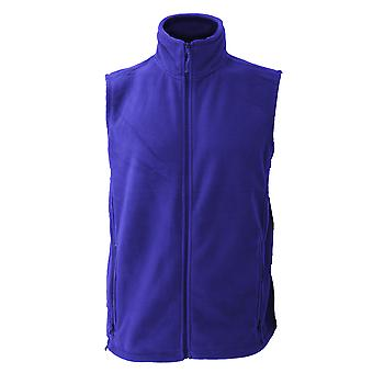 Jerzees Colour Fleece Gilet Jacket / Bodywarmer