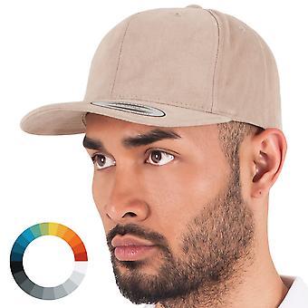 Flexfit brushed cotton twill mid profile Cap