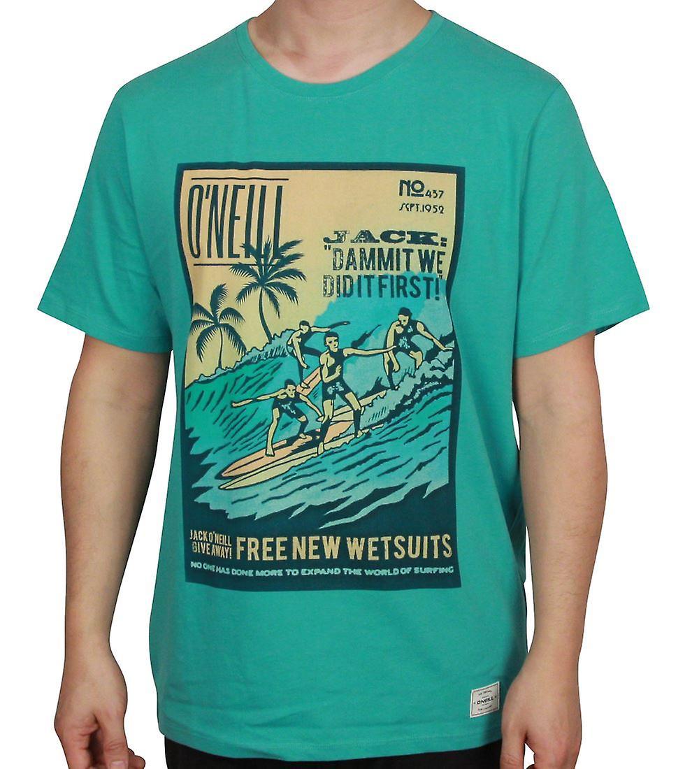 O'Neill T-Shirt ~ Throwback Photo