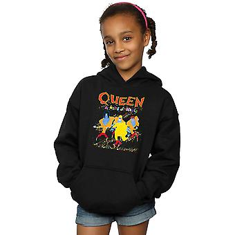 Queen Girls A Kind Of Magic Hoodie