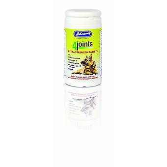 Johnson's 4Joints Extra Strength Tablets for Dogs and Cats