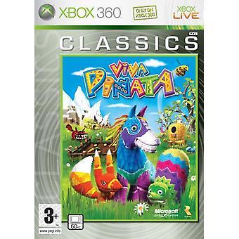 Viva Pinata (Classics Edition) (Xbox 360)-ny