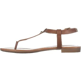 Stijl & Co. Womens Baileyy Split teen Casual enkel riem sandalen