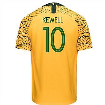 2018-2019 Polska Strona główna koszulka piłkarska Nike (Kewell 10)