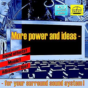 Beethoven/Ravel/Bach - More Power & Ideas for Your Surround Sound System [BLU-RAY] USA import