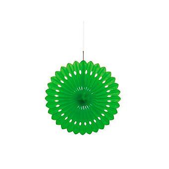 Vihreä koriste, roikkuu Tuuletin