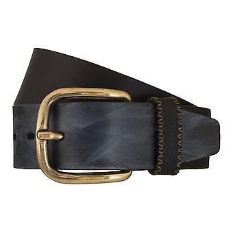 Ceintures de ceinture ceintures hommes LLOYD hommes cuir ceinture noire 5354