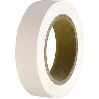 HellermannTyton HelaTape Flex 15 710-00105 Electrical tape HelaTape Flex 15 White (L x W) 10 m x 15 mm 1 Rolls