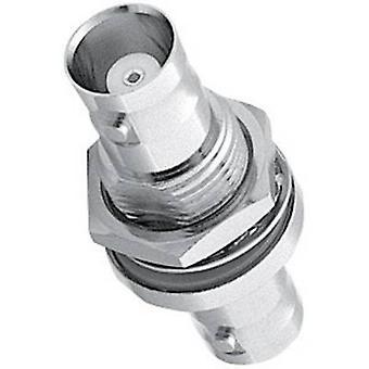 Amphenol B7471A1-ND3G-50 BNC feedthrough BNC socket - BNC socket 1 pc(s)