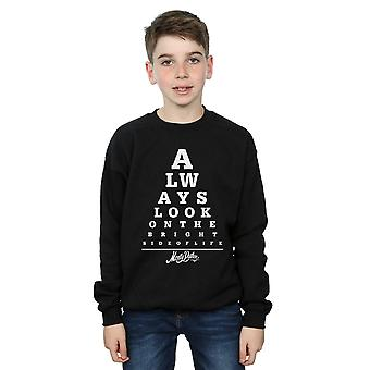 Monty Python Boys Always Look On The Bright Side Of Life Sweatshirt