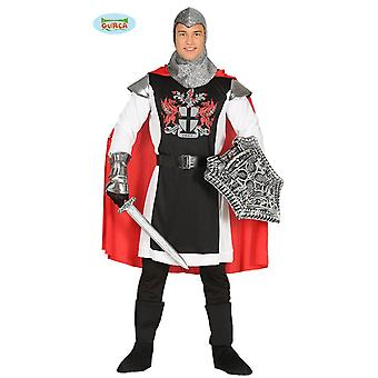 Knight costume for men King mens costume Carnival Carnival fairy tale