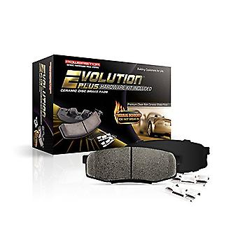 Power Stop (17-1608) Z17 Evolution Plus Brake Pads, Front