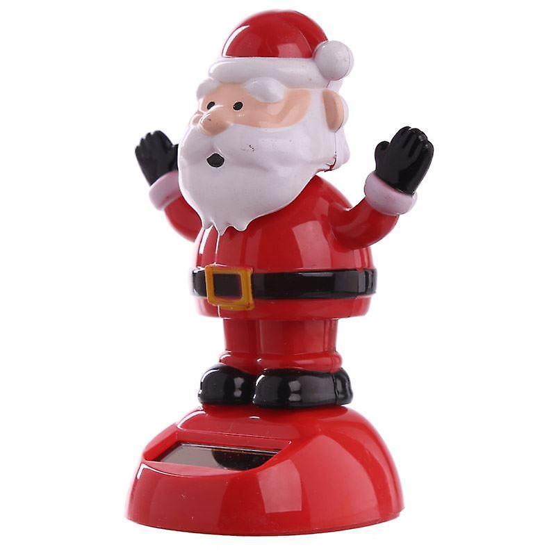 Santa Claus Solar Flip Flap Pal