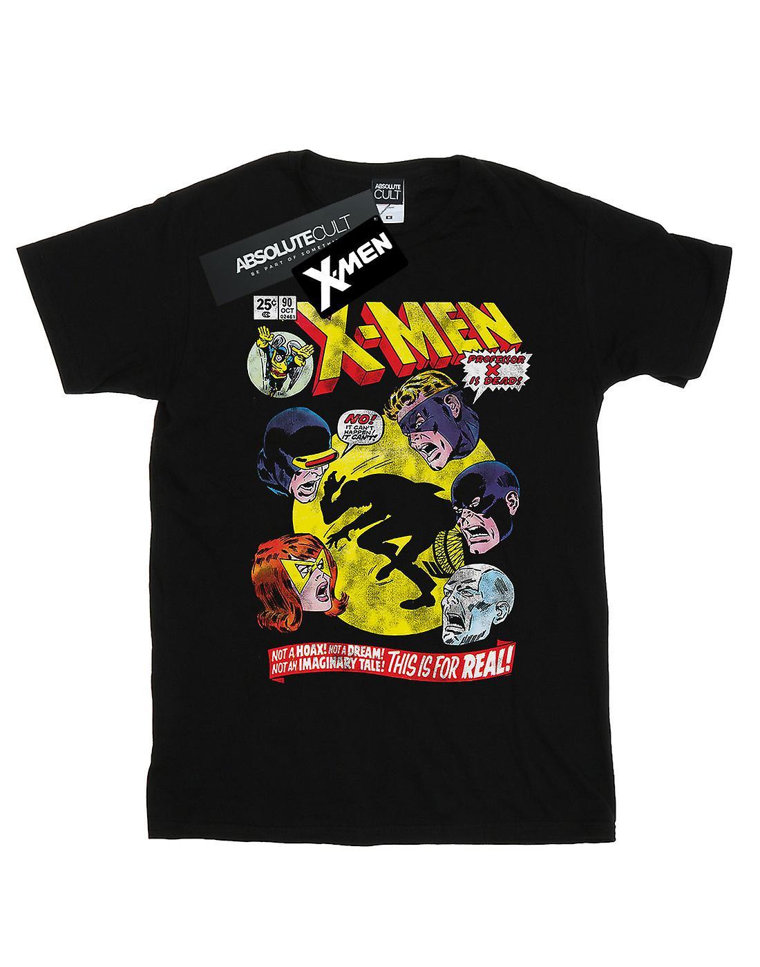 Marvel Men's X-Men Professor X Is Dead T-Shirt