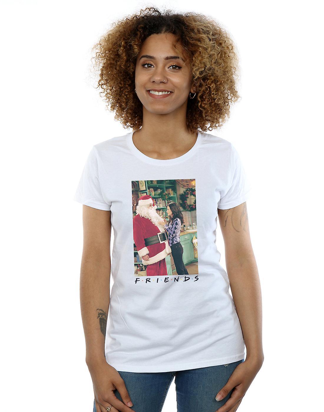 Friends Women's Chandler Claus T-Shirt