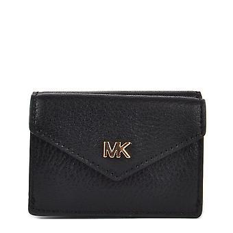 MICHAEL door Michael Kors geld stukken kleine driebladige Flap portemonnee Black