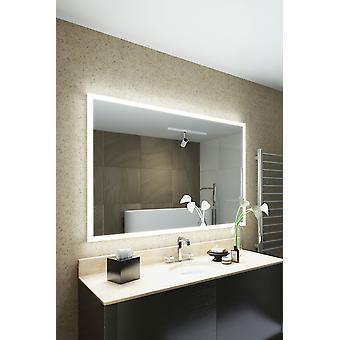 Rasoir de RVB LED illuminé miroir avec désembueur, capteur K8402hrgb