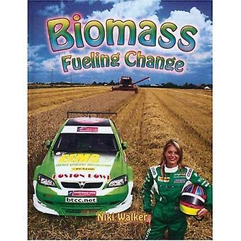 Biomassa: Bränslepåfyllning förändring (Energy Revolution)