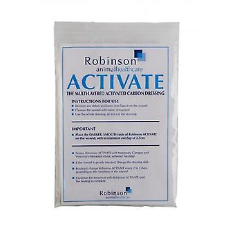 Robinson Activate Dressings (Pack Of 5)