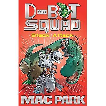 Pino hyökkäys: D-Bot joukkue 5 (D-BOT joukkue)
