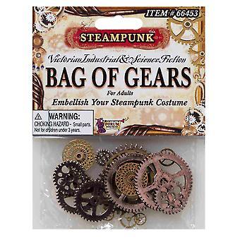 Steampunk stijl tas van Gears