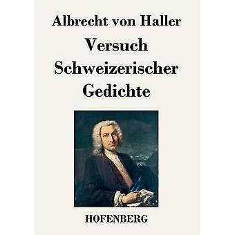 Winckelmanns Schweizerischer Gedichte af Haller & Albrecht von