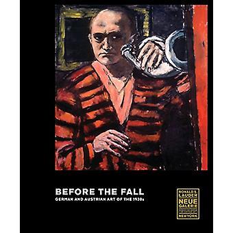 Innan hösten - Peters tysk och österrikisk konst på 1930-talet av Olaf