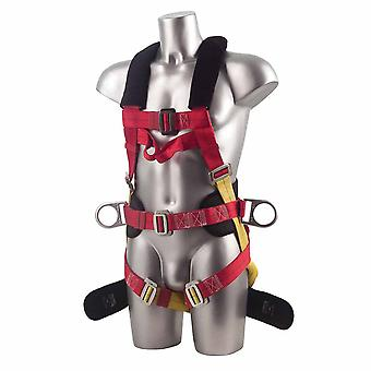 Portwest - 3 Point Comfort Plus Full Body Fall Arrest Harness