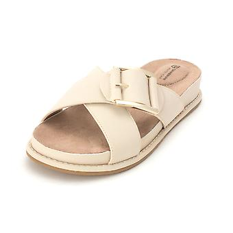 Giani Bernini Womens Balii Open Toe Casual Slide Sandals