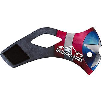 Elevation Training Mask 2.0 Merica Sleeve - Red/White/Blue