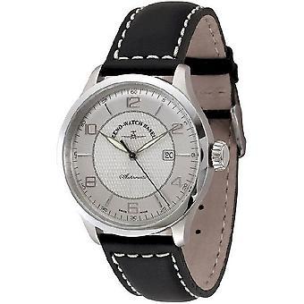 Zeno-Watch Herrenuhr Vintage line Retro Tre Automatic 6569-2824-g3