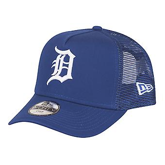 New Era 9Forty Kinder Trucker Cap - Detroit Tigers royal