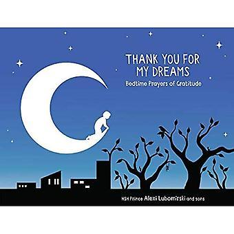 Takk for mine drømmer: sengetid bønner takknemlighet